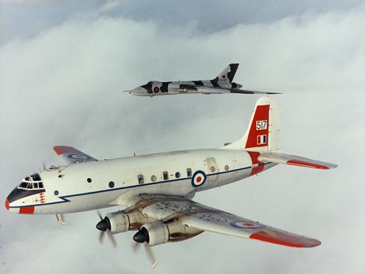 Red Arrow + Vulcan + Lancaster + others Pilot Interview