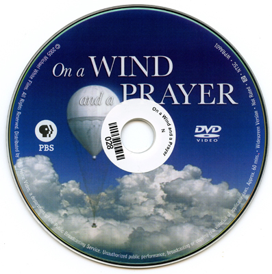 On a Wind and a Prayer, Michael White Films, 2005, DVD