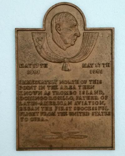 blog Domingo Rosillo plaque in EYW 20150516_093722